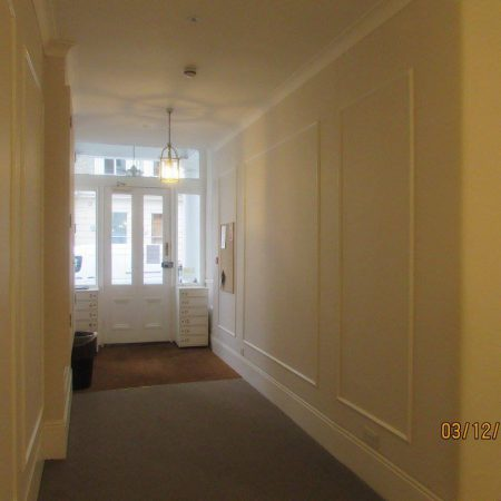 Internal Refurbishment. Common Parts.  39 Courtfield Gardens, South Kensington