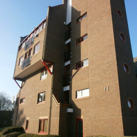 External Repair and Decoration of Residential Development, Bywater Estate, Canada Water, London.