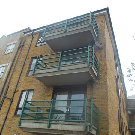 External Repair and Decoration of London Wharf Building.